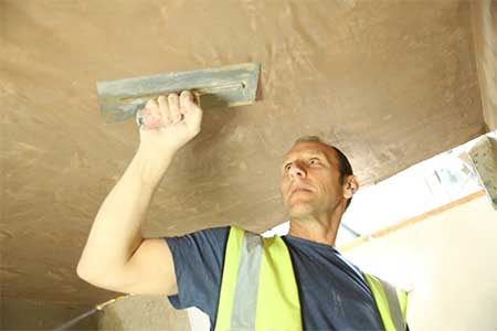 Hand Applied Plaster - The Plastering Company